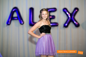 Alex celebrates her Bat Mitzvah at CAP in Studio City