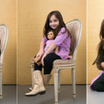 American Girl Doll in Los Angeles Photo Studio